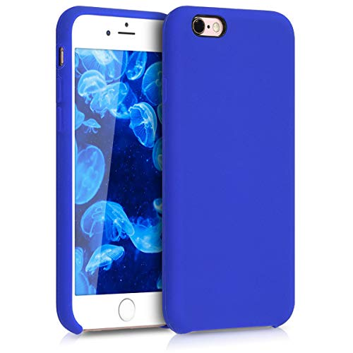 kwmobile Apple iPhone 6 / 6S Cover - Custodia per Apple iPhone 6 / 6S in Silicone TPU - Back...