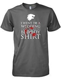 TEXLAB - GoT: Bloody Wedding - Herren T-Shirt