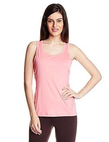 PUMA Damen T-Shirt Cool Tank W, Salmon Rose, M, 512644 02