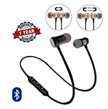 Dyno Magnetic Bluetooth Waterproof Headphone with Noise Isolation, Thunder Beats Stereo Sound