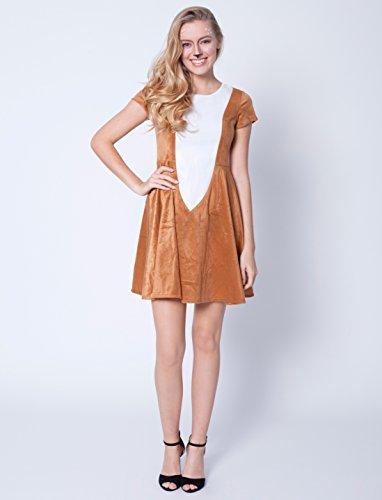 Kleid Reh