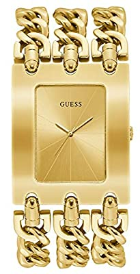Reloj Guess W1274l2 Dorado 2019