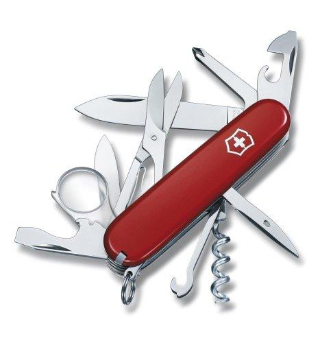 Victorinox Gürteltasche Nylon Camping & Outdoor Taschenmesser Oliv 4.0837.4 Hohe QualitäT Und Preiswert
