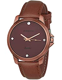 Grandson Brown Casual Analog Watch For Boys And Men