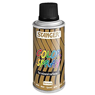 Stanger 500800 Color Spray 150 ml, gold