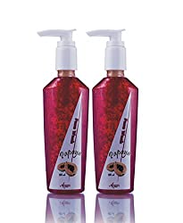 Herbal Skin Brightening & Whitening Papaya Face Wash (Pack of 2)
