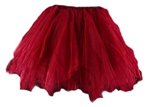 Honeystore Damen's Tutu Unterkleid Ballet Rock Abschlussball Abend Gelegenheit Zubehör (Kostüm Romeo Julia Und Party)