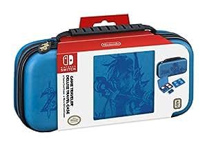 BB Custodia Deluxe Zelda Blu SWITCH