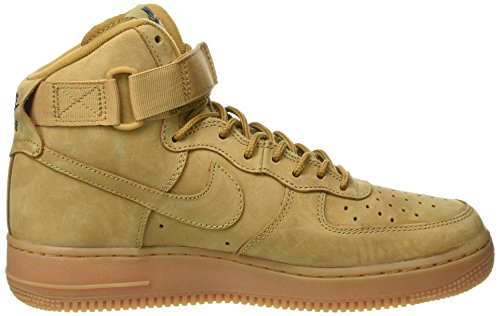 Nike Air Force 1 High '07 LV8, Scarpe da Basket Uomo Oro