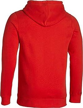 Under Armour Men's Cc Storm Rival Sweatshirt - Risky Redblackblack, Small 2