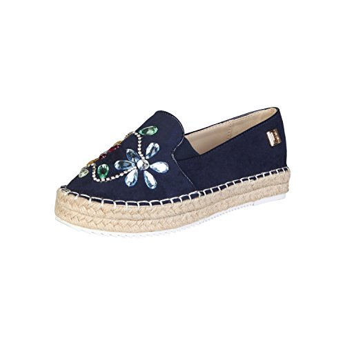 Laura Biagiotti 304_MEXICO Chaussures classiques Femme BLU