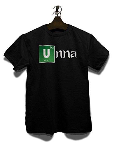 Unna T-Shirt Schwarz