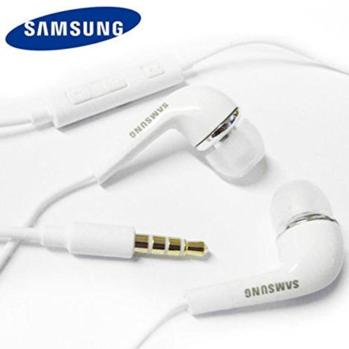 Samsung J5/J7/J210 /A-series( EHS64AVFWE)Stereo Headset with Remote and Mic ,Wired Headsets Compatible with Andriod Devices (White)  available at amazon for Rs.160