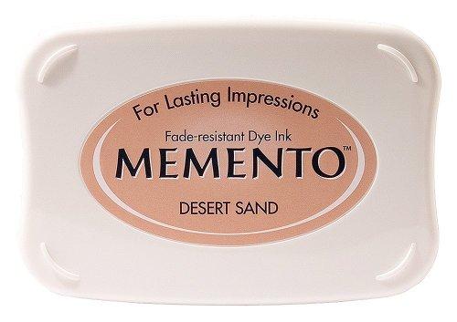 tsukineko-memento-dye-ink-pad-desert-sand