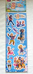 ZingZillas Slimline Magnets (Includes 11 Magnets)