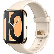 (Renewed) OPPO Watch 46MM WiFi (Gold)
