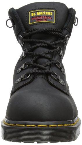 Dr. Martens Industrial - Chaussures De Sécurité Pour Homme, Noir (noir), 41 Eu (7 Uk) Noir (noir)