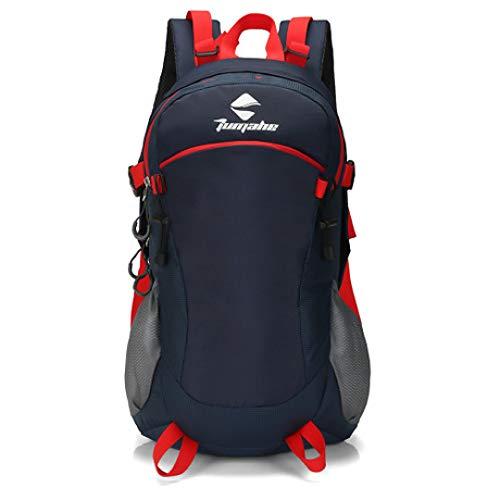 CY'S Hommes et Femmes épaules Sac à Dos Grande capacité extérieur étanche Voyage Sport Sac à Dos Alpinisme