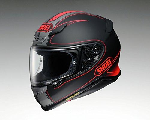 Shoei Motorradhelm Nxr Flagger Tc-1 Rot (X-Large , Rot)