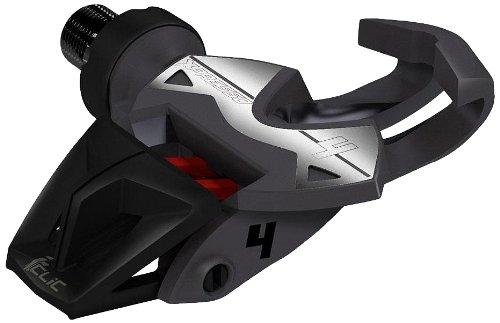Time Xpresso 4 - Pedales para bicicletas (calas, metal, carbono), color negro, talla N/A