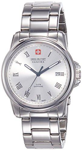 Swiss Military Hanowa Herren-Armbanduhr Analog Quarz 06-5259.04.001
