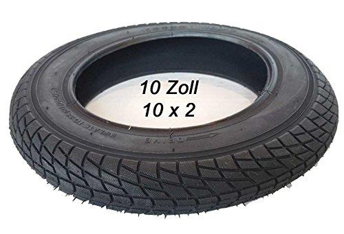 Reifen Mantel 10 Zoll 10 x 2 ETRTO-Norm 54-152