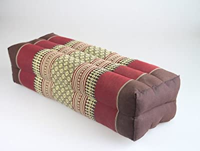 Yogakissen, 50x15x10 cm, Kapok