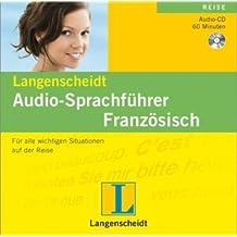 Langenscheidt Audio-Sprachführer Französisch: Für alle wichtigen Situationen auf der Reise