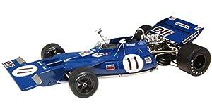 Ebbro Tyrrell 003 - Modelo Coches Fórmula 1 GP de Mónaco 1971 Kit de plástico a Escala 1:20