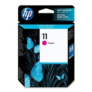 Preisvergleich Produktbild HP C4837A Ink Magenta HP11 2 St.