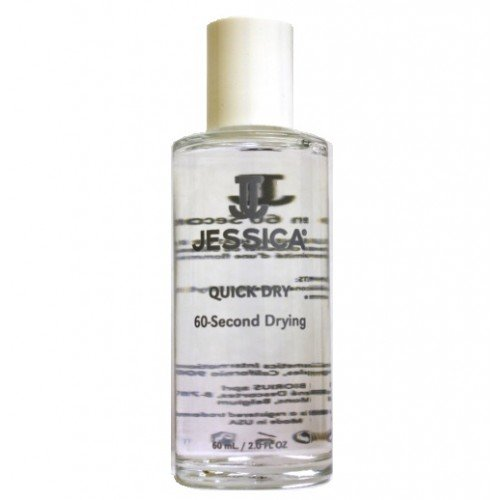 Jessica Nail Treatments - Quick Dry - 60 Second Drying - 60ml