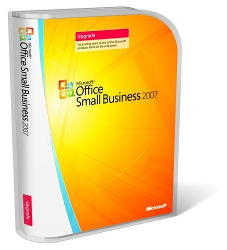Preisvergleich Produktbild Office Small Business 2007 Upgrade englisch