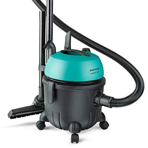Taurus Ateca Activa - Aspirador industrial multiuso. Wet&Dry para líquidos y sólidos. Diseño compacto...