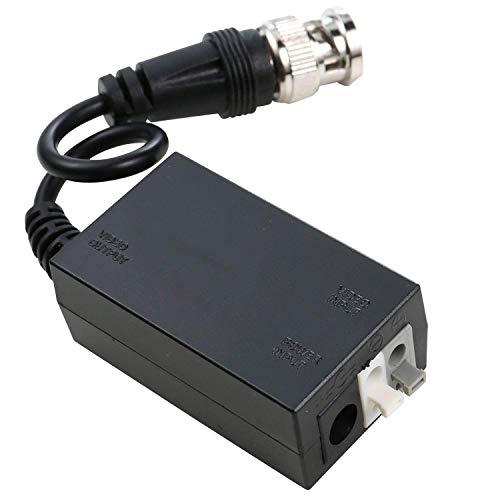 UHPPOTE DC12V 1-CH Aktiv UTP Video Empfänger Balun BNC Männlich Für CCTV DVR Kamera System Aktive Utp Video