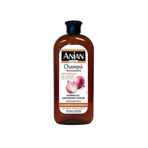Anian Cebolla Champ Antioxidante & Estimulante 400 Ml - 400 ml