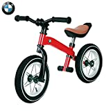 RASTAR Balance Bike for 2-6 Years Old Boys Girls, Official licensed Balance Bike Training Bicycle, Cool No Pedal Walking Balance Bike for Kids and Toddlers (red)