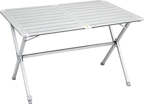 BRUNNER Campingtisch Silver Gapless Level 4