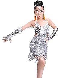 best service 83914 84767 Amazon.it: vestiti da ballo latino - 4121316031: Abbigliamento