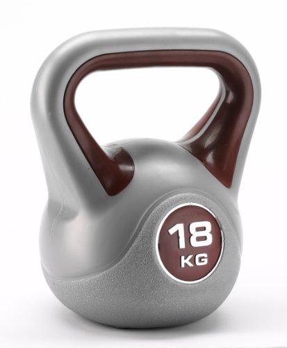 York Fitness 2kg 20kg Vinyl Kettlebells