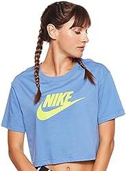 Nike Women's ESSNTL CRP ICN FTRA T-S