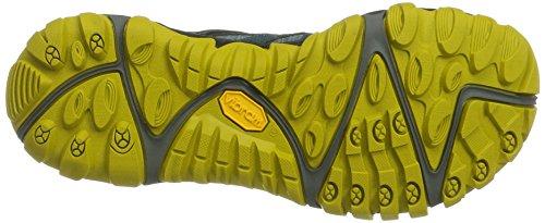 Merrell All Out Blaze Aero Sport, Chaussures de randonnée basses homme Multicolore (Deep Teal)
