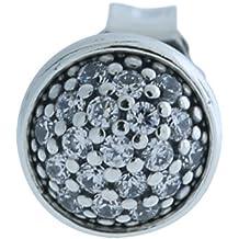 Pandora–Pendientes de mujer plata de ley 925circonita blanco–290726CZ