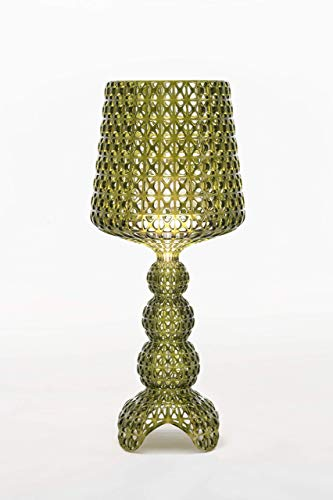 Kartell 9200/VE Mini Kabuk lámpara, Verde