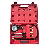 VidaXL 210005 Coffret testeur de compression pour Moteur essence 9 piècespas cher