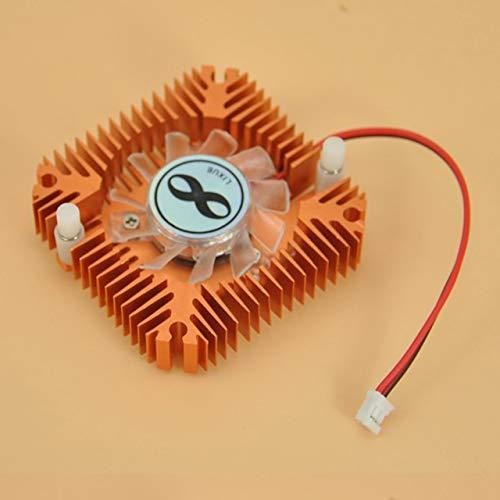Diseño Moda Durable Material Metal Ventilador refrigeración