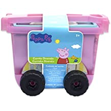 Peppa Pig - Carrito Diversion, color rosa (Cife 40814)
