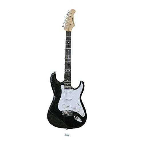 Academy Tipo Stratocaster 602 Negra