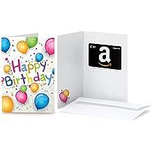 Amazon.de Geschenkgutschein in Grußkarte - mit kostenloser Lieferung am nächsten Tag