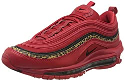 Nike Damen WMNS Air Max 97 Sneaker, Rot (Red Bv6113-600), 37.5 EU