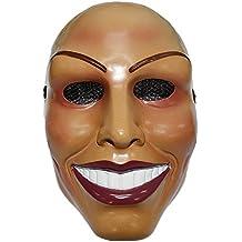 699b46006fd79d Le caoutchouc plantation TM 619219291880 le Masque de purge (femelle Motif  visage) Halloween accessoire